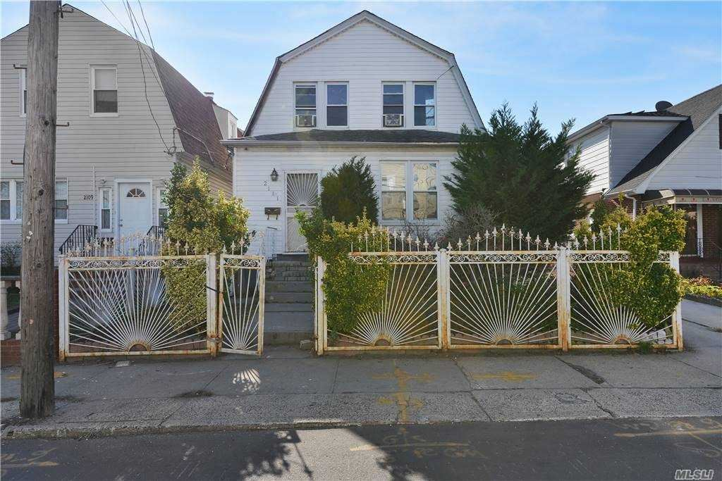 21-11 Nameoke Avenue, Far Rockaway, NY 11691 - MLS#: 3271408