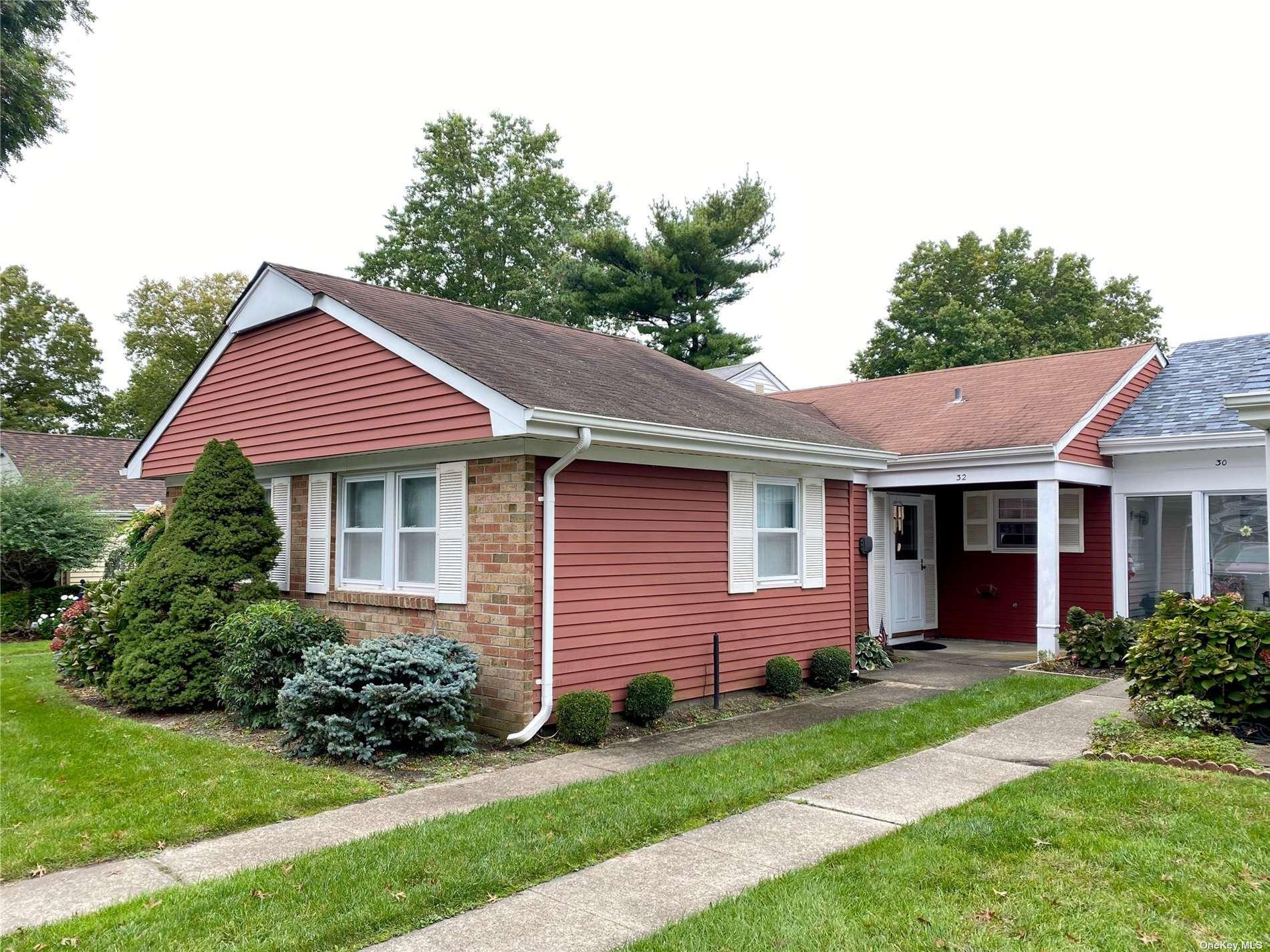 32 Freemont Lane #32, Coram, NY 11727 - MLS#: 3350411