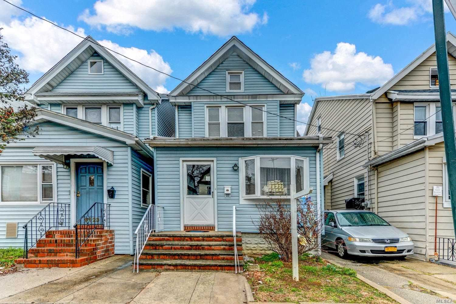 91-25 88th Rd, Woodhaven, NY 11421 - MLS#: 3203423