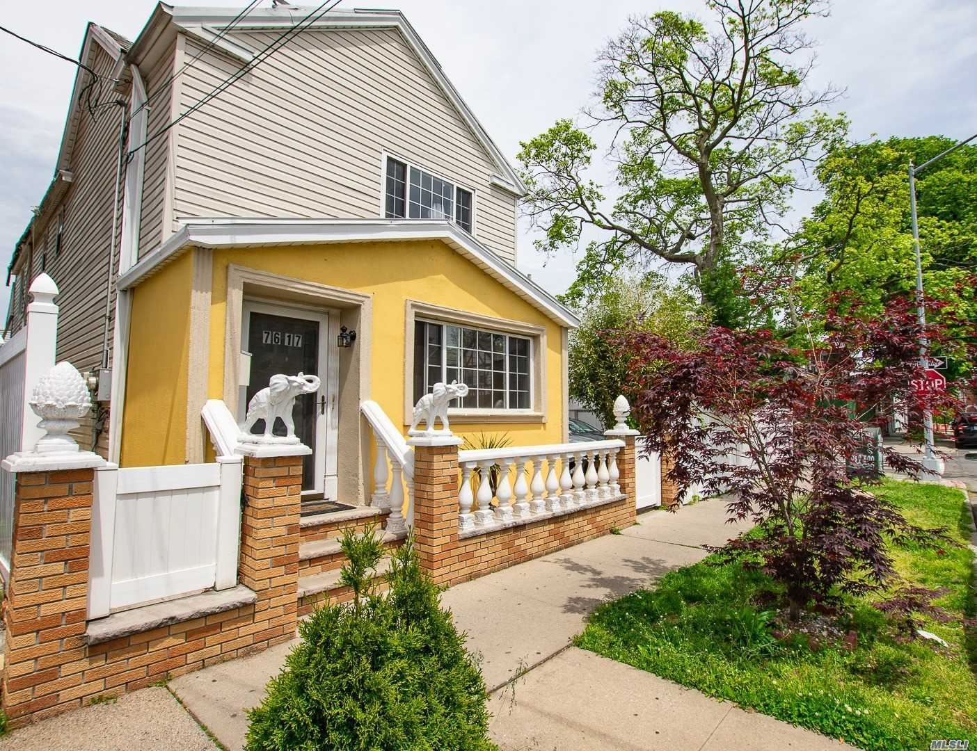 76-17 88th Avenue, Woodhaven, NY 11421 - MLS#: 3213423