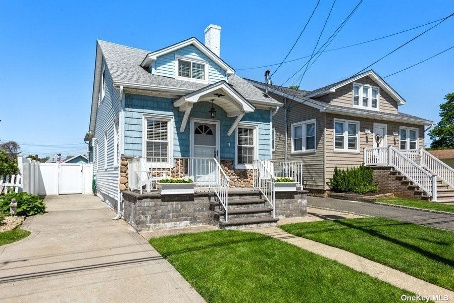 4 West Boulevard, East Rockaway, NY 11518 - MLS#: 3312426