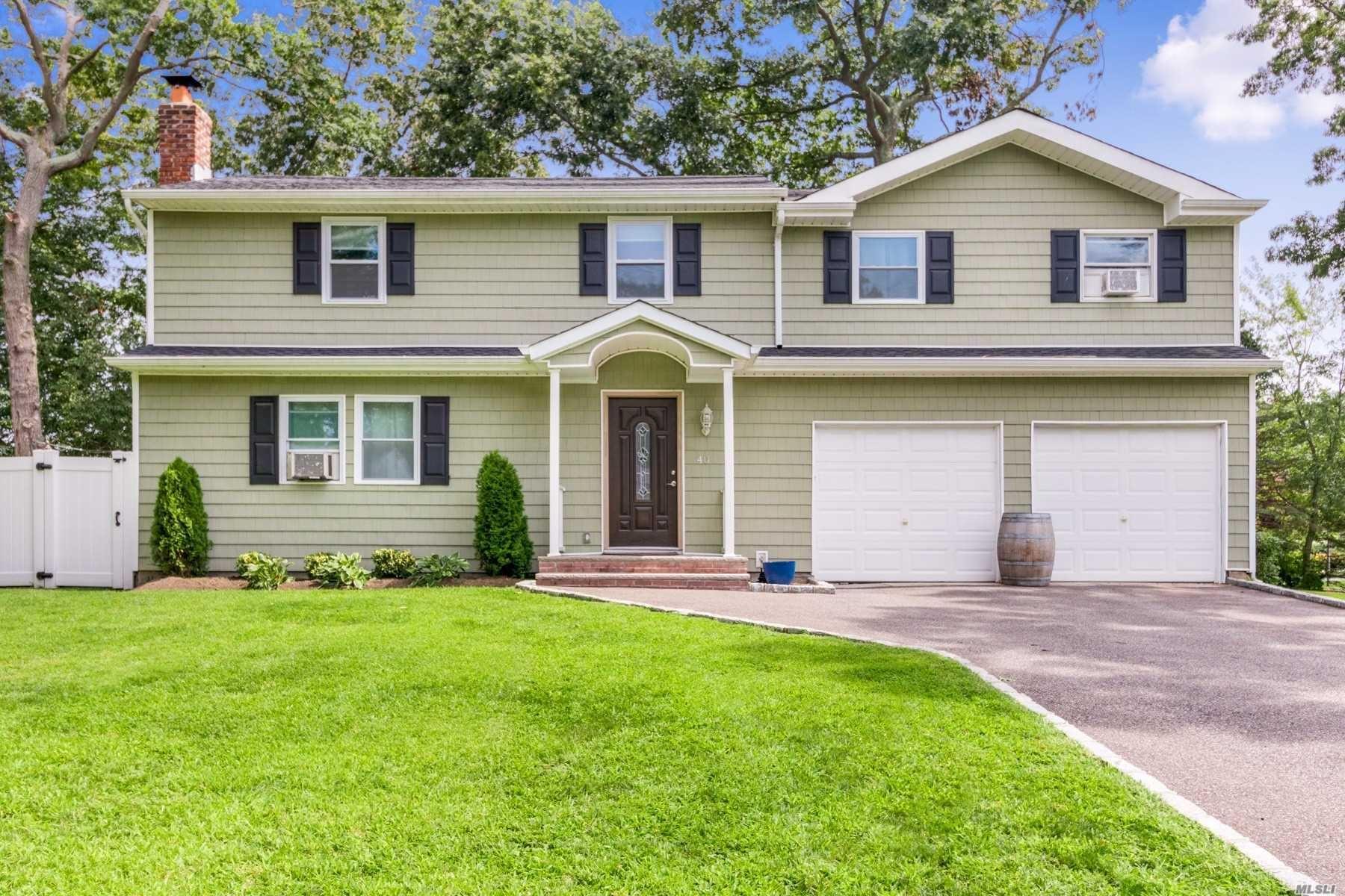 40 Ridge Haven Drive, Ridge, NY 11961 - MLS#: 3245436