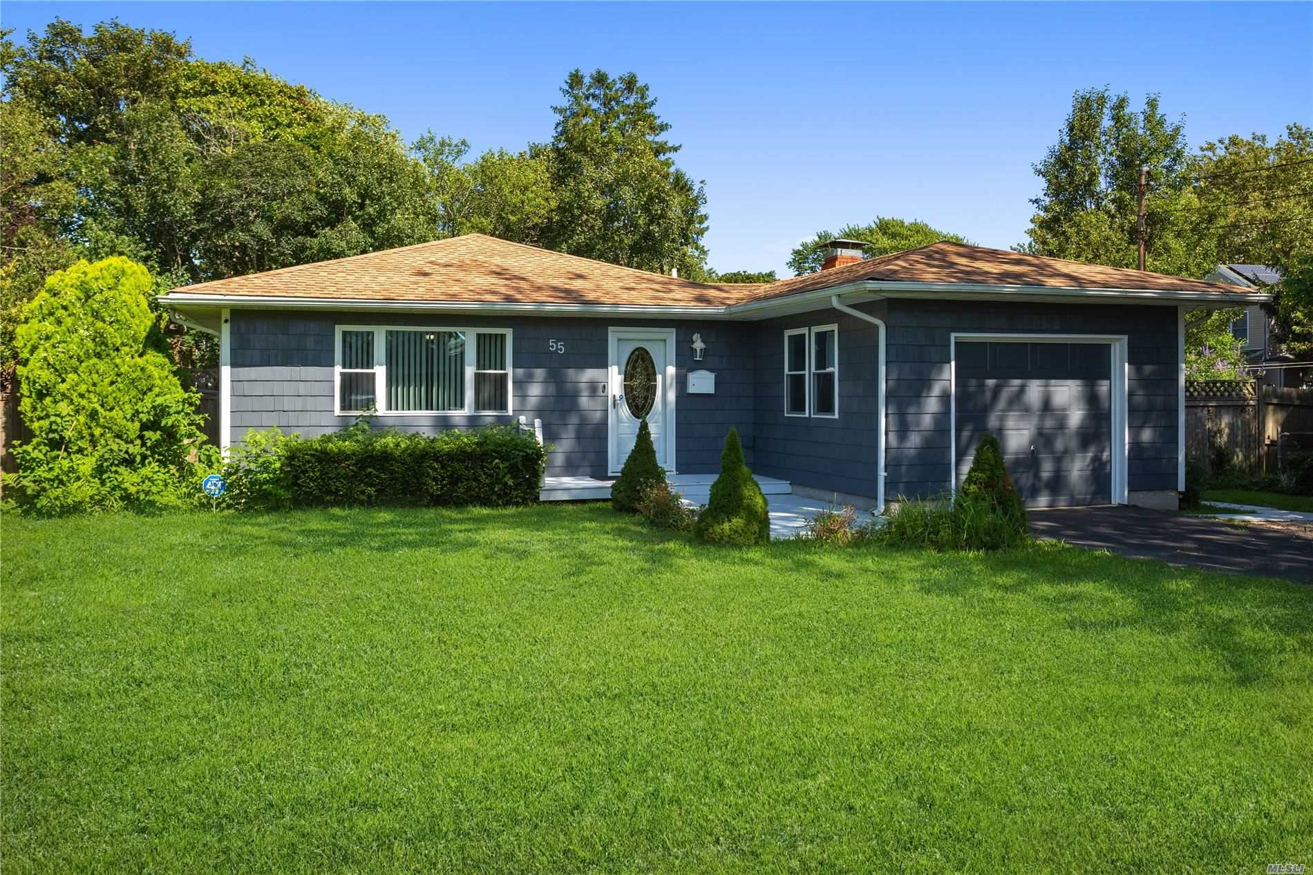 55 Lee Ave, Patchogue, NY 11772 - MLS#: 3237443
