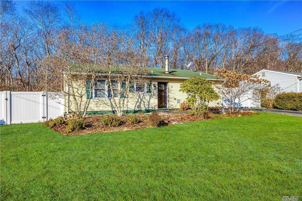 3 Defense Hill Road, Shoreham, NY 11786 - MLS#: 3272443