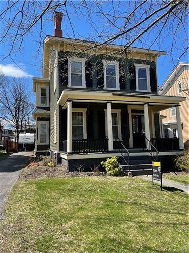Photo of 52 S Clinton Street, Poughkeepsie, NY 12601 (MLS # H6098446)