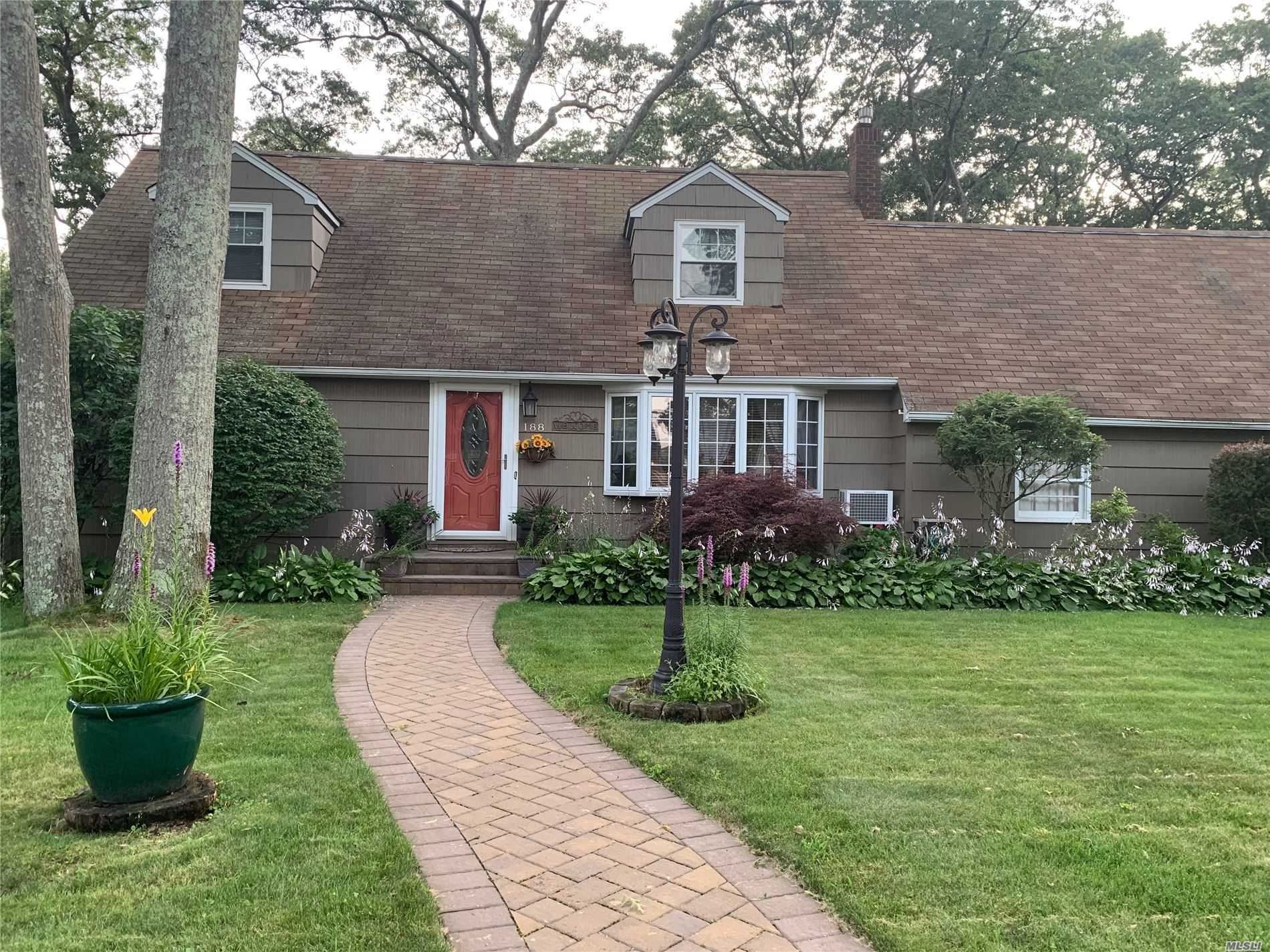 188 Phyllis Drive, Patchogue, NY 11772 - MLS#: 3193446