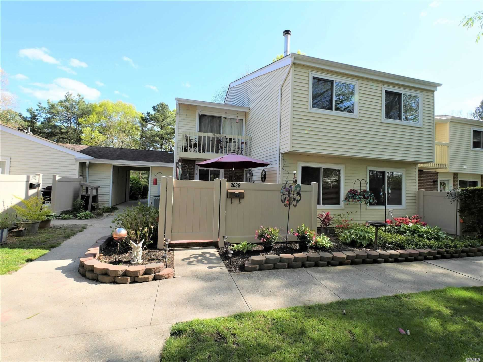 203 Springmeadow Drive #G, Holbrook, NY 11741 - MLS#: 3217449