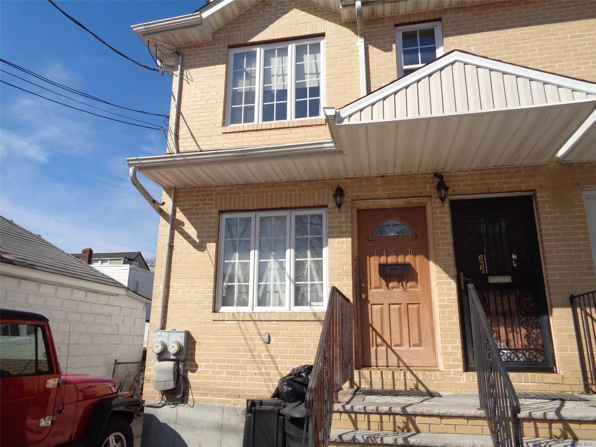 145-11 Shore Avenue, Jamaica, NY 11435 - MLS#: 3209458