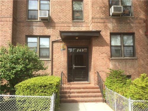 Photo of 749 E 231 Street #5F, BRONX, NY 10466 (MLS # H6040459)