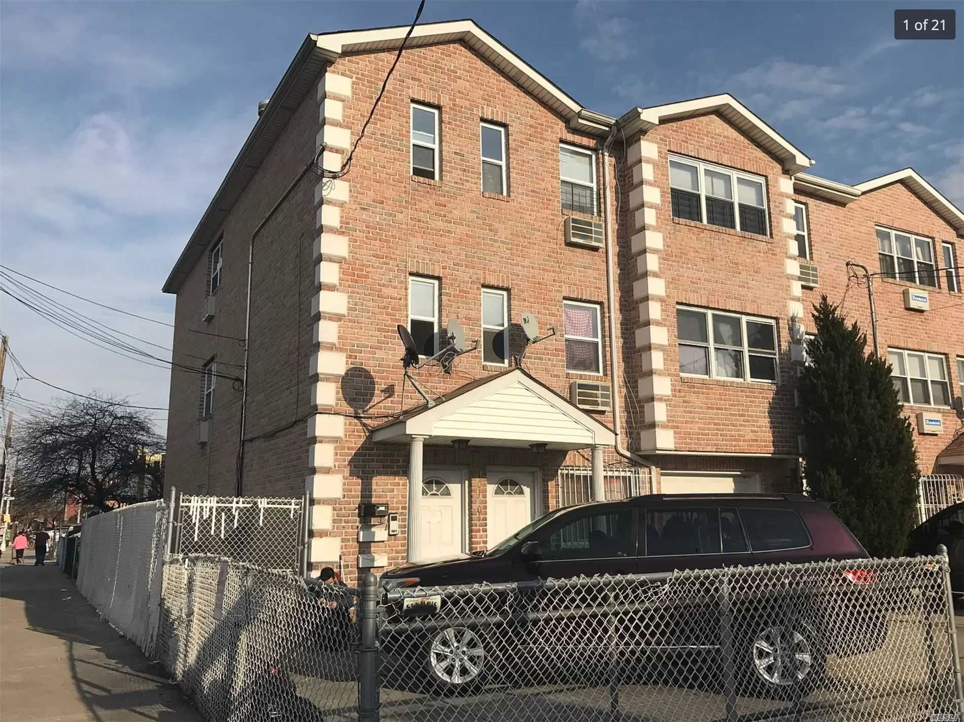 101-01 81th St #2F, Ozone Park, NY 11416 - MLS#: 3239463