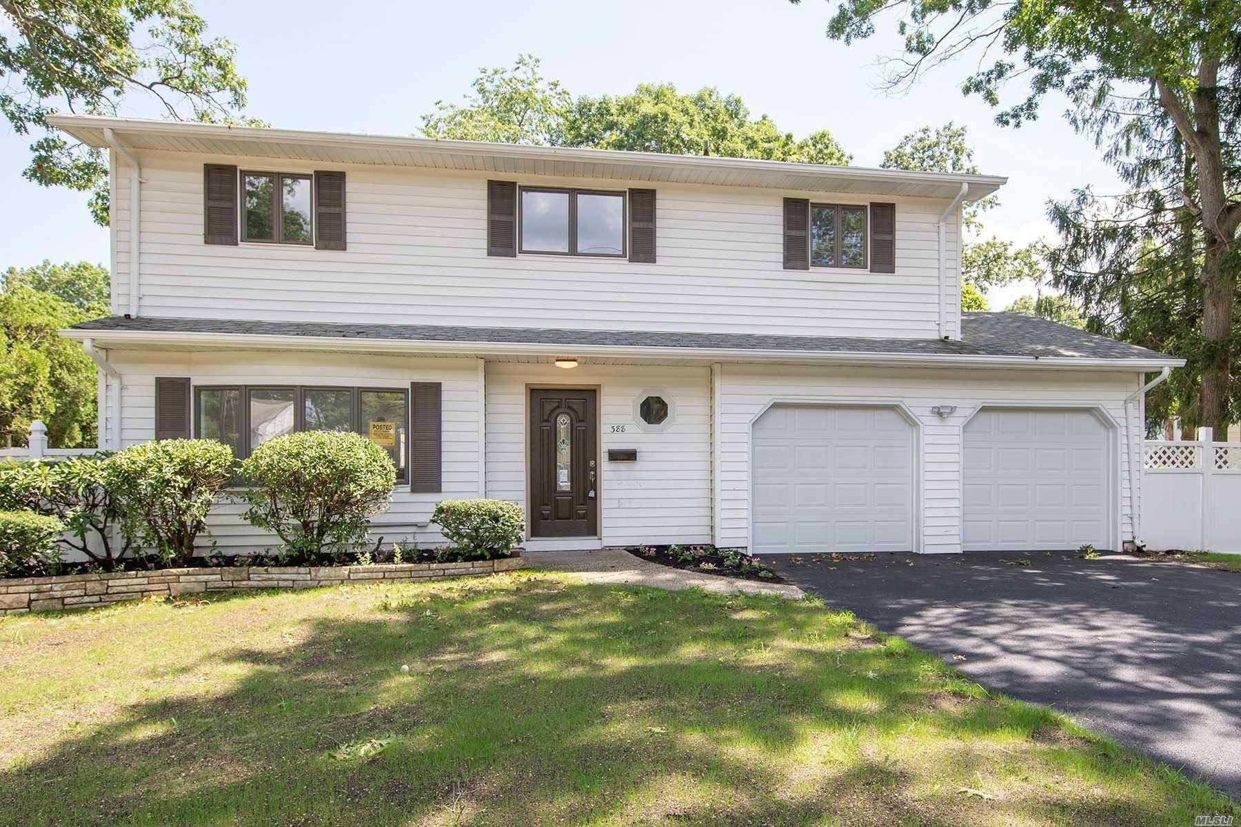 388 Nicolls Road, Deer Park, NY 11729 - MLS#: 3233470