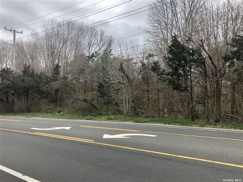 Photo of V/L Montauk Highway, East Moriches, NY 11940 (MLS # 3254471)