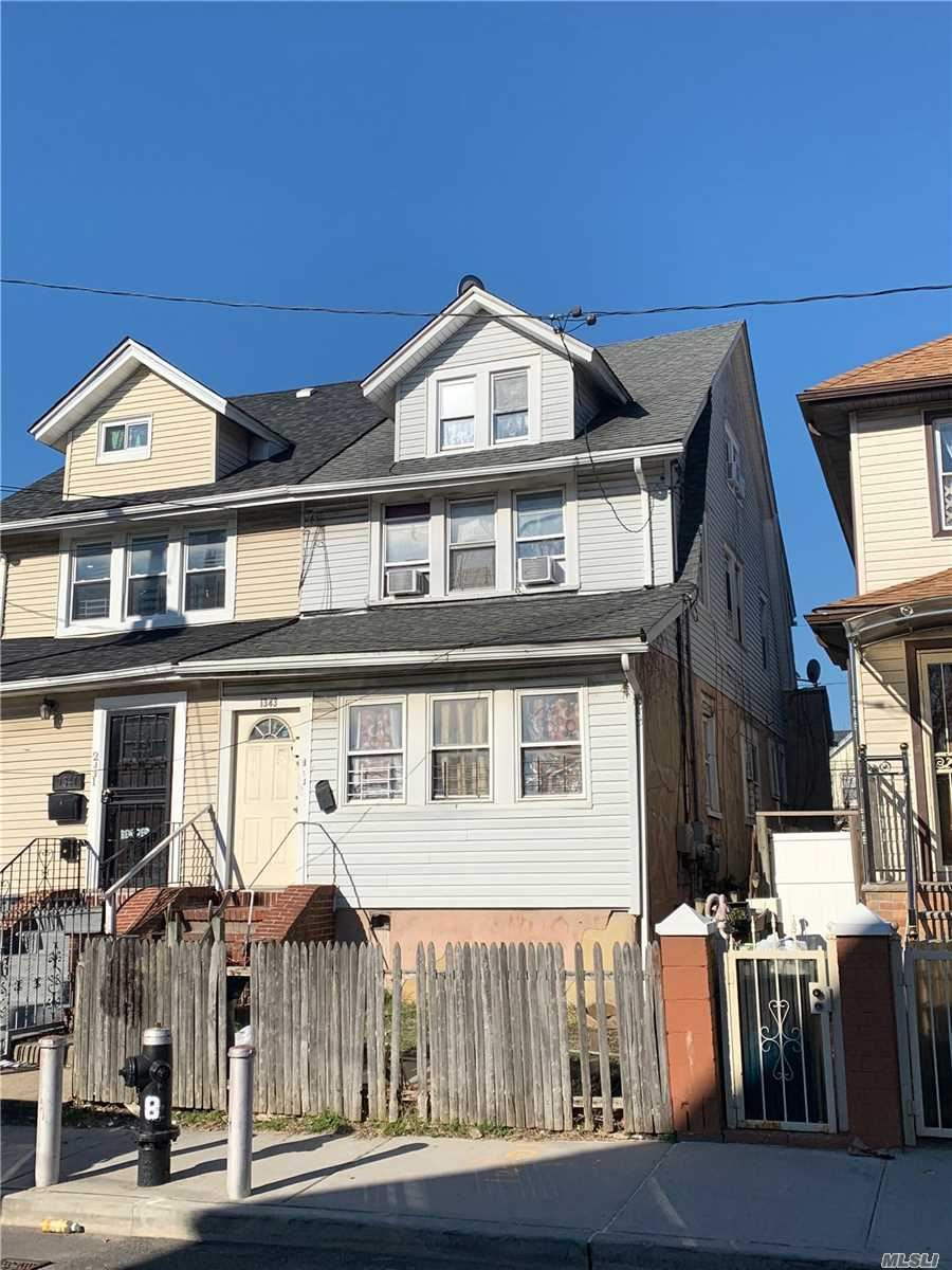 13-43 Chandler Street, Far Rockaway, NY 11691 - MLS#: 3207472