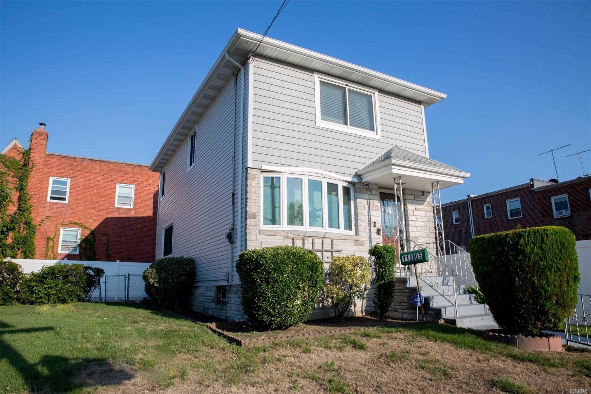 115-05 Springfield Boulevard, Cambria Heights, NY 11411 - MLS#: 3236478