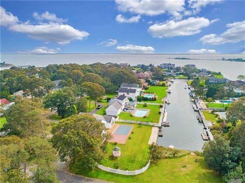 Photo of 2 Canal Way, Hampton Bays, NY 11946 (MLS # 3254482)