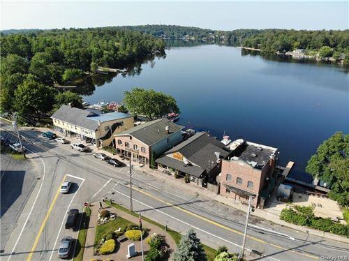 Photo of 1 Horseshoe Lake Road, Kauneonga Lake, NY 12749 (MLS # H6077483)