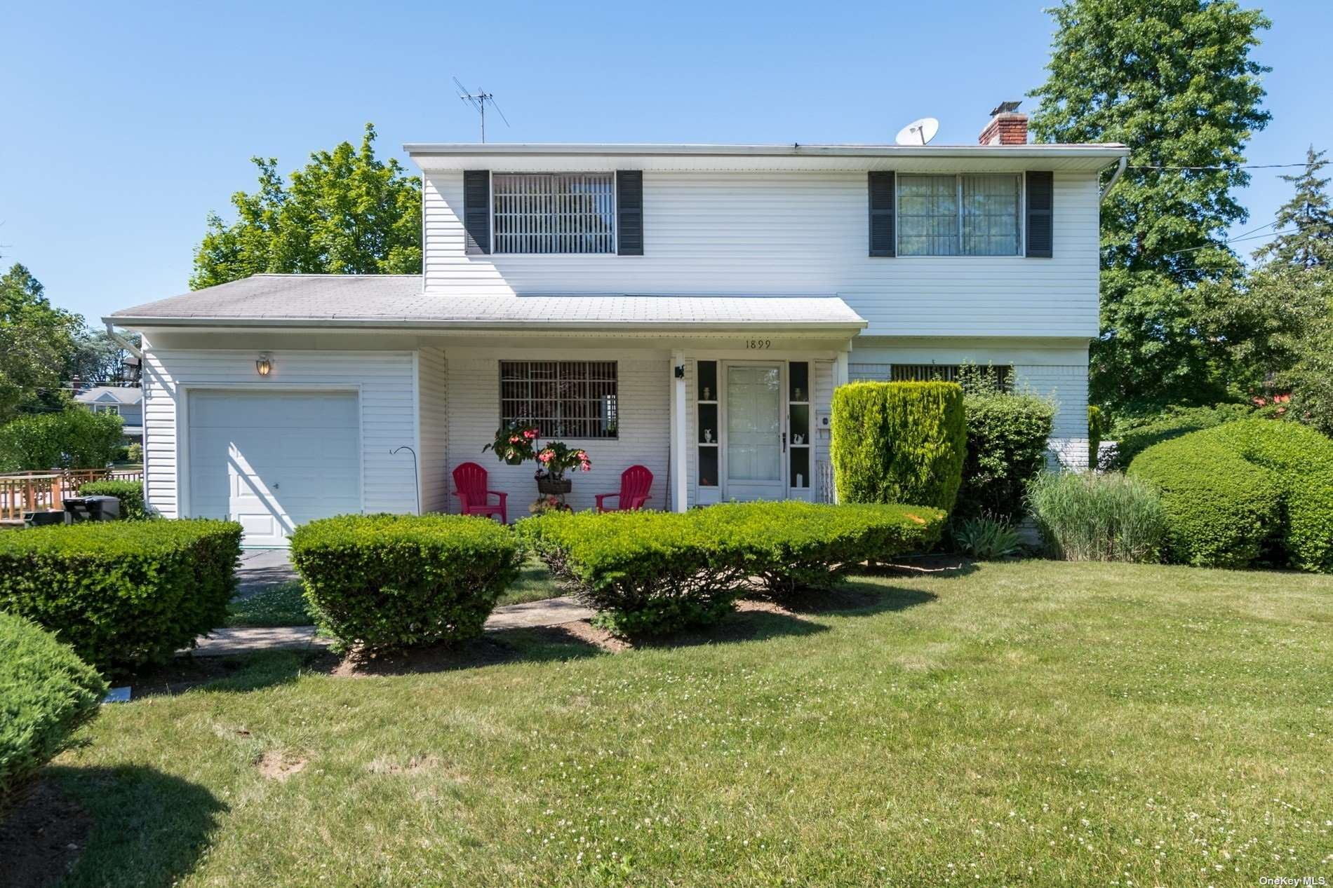 1899 Bourne Court, Wantagh, NY 11793 - MLS#: 3325492