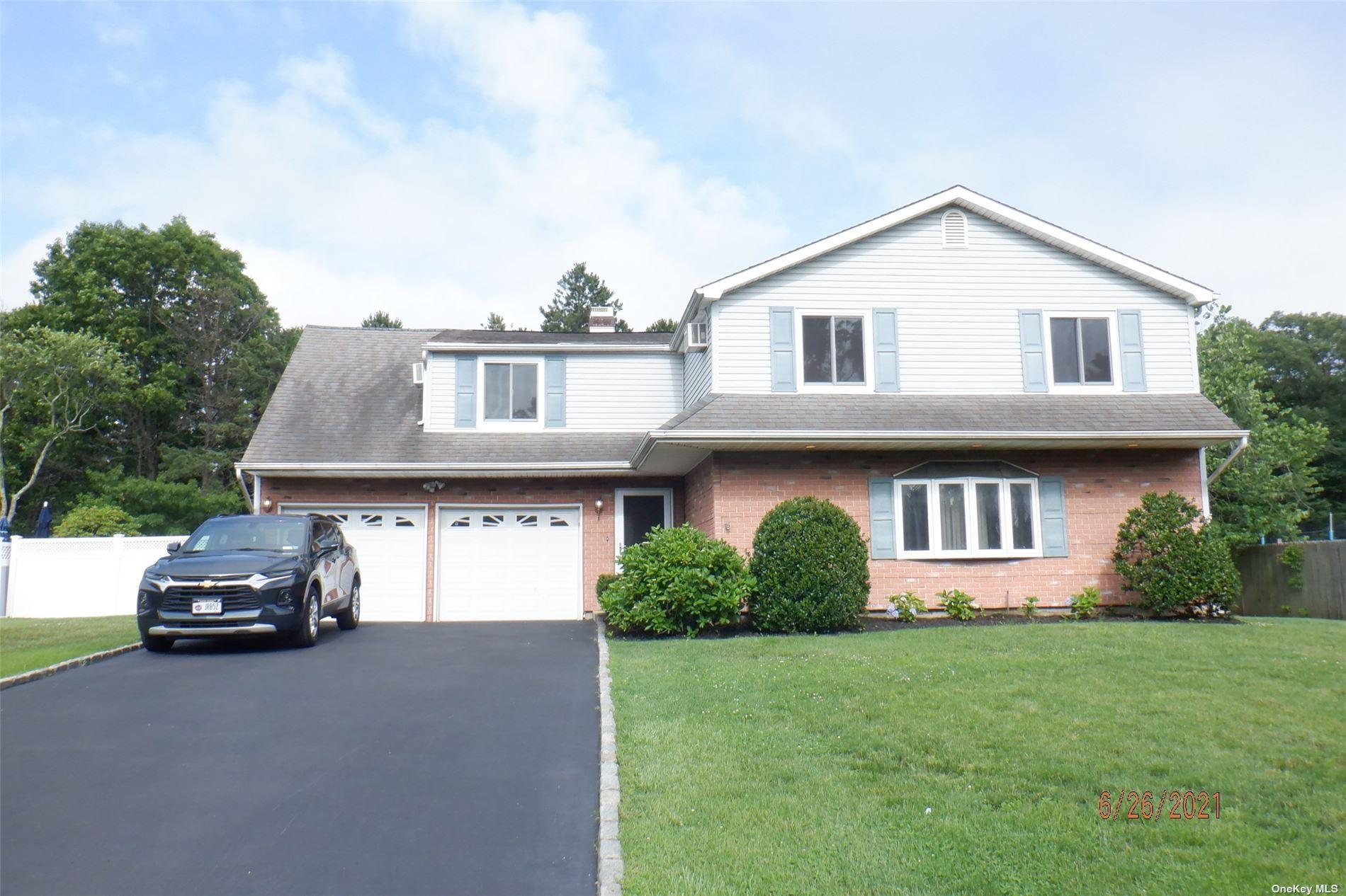 87 White Pine Way, Medford, NY 11763 - MLS#: 3325493