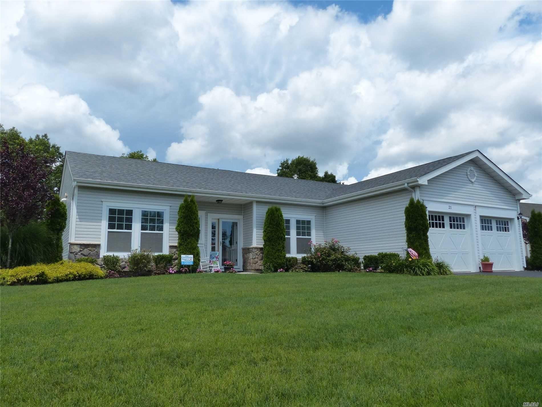 21 Pondview Circle, Shirley, NY 11967 - MLS#: 3227495