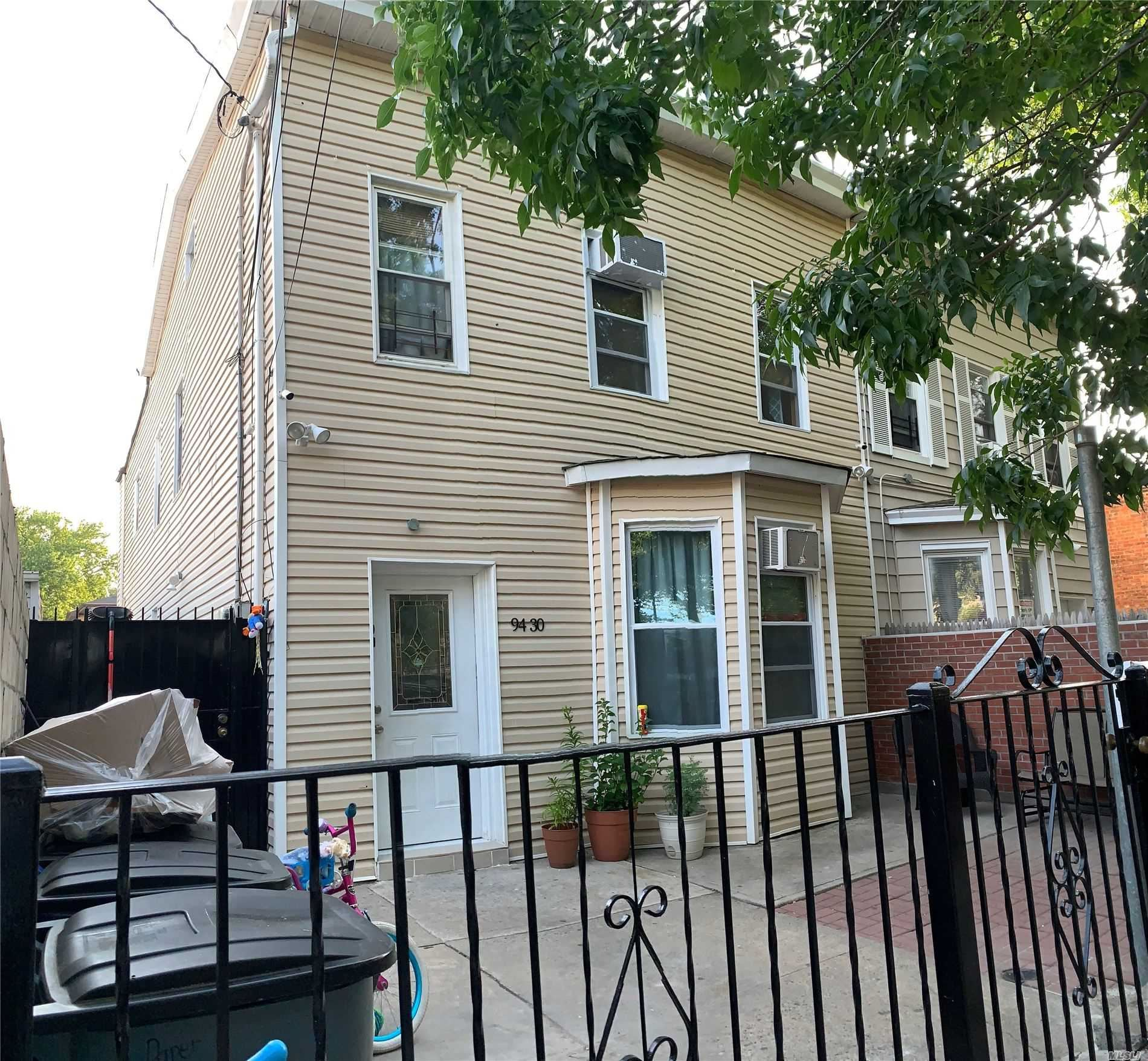 94-30 88th St, Ozone Park, NY 11416 - MLS#: 3221497