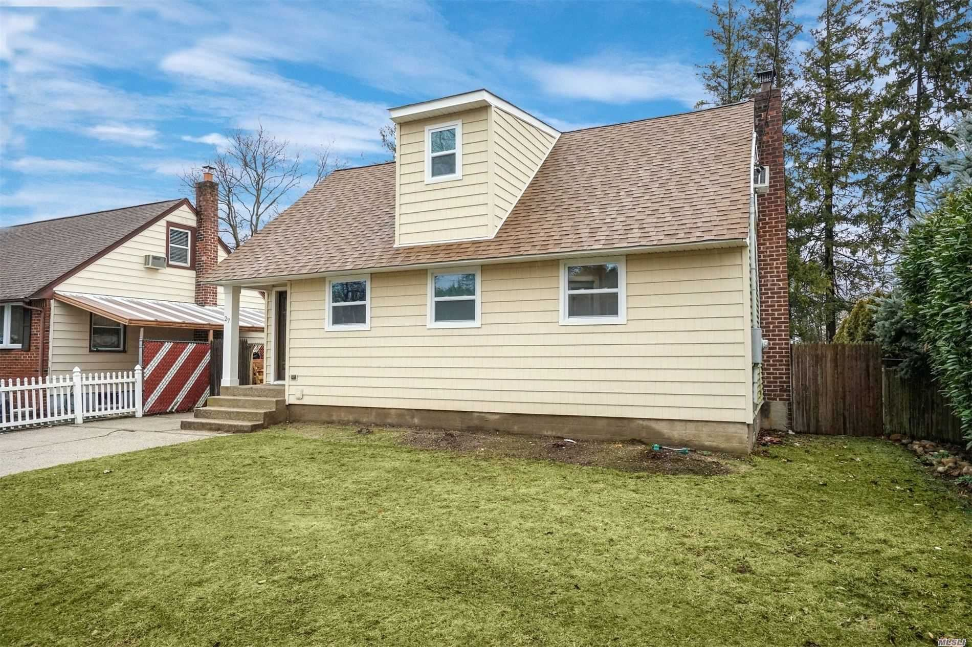 27 Sunset Avenue, Hicksville, NY 11801 - MLS#: 3199498