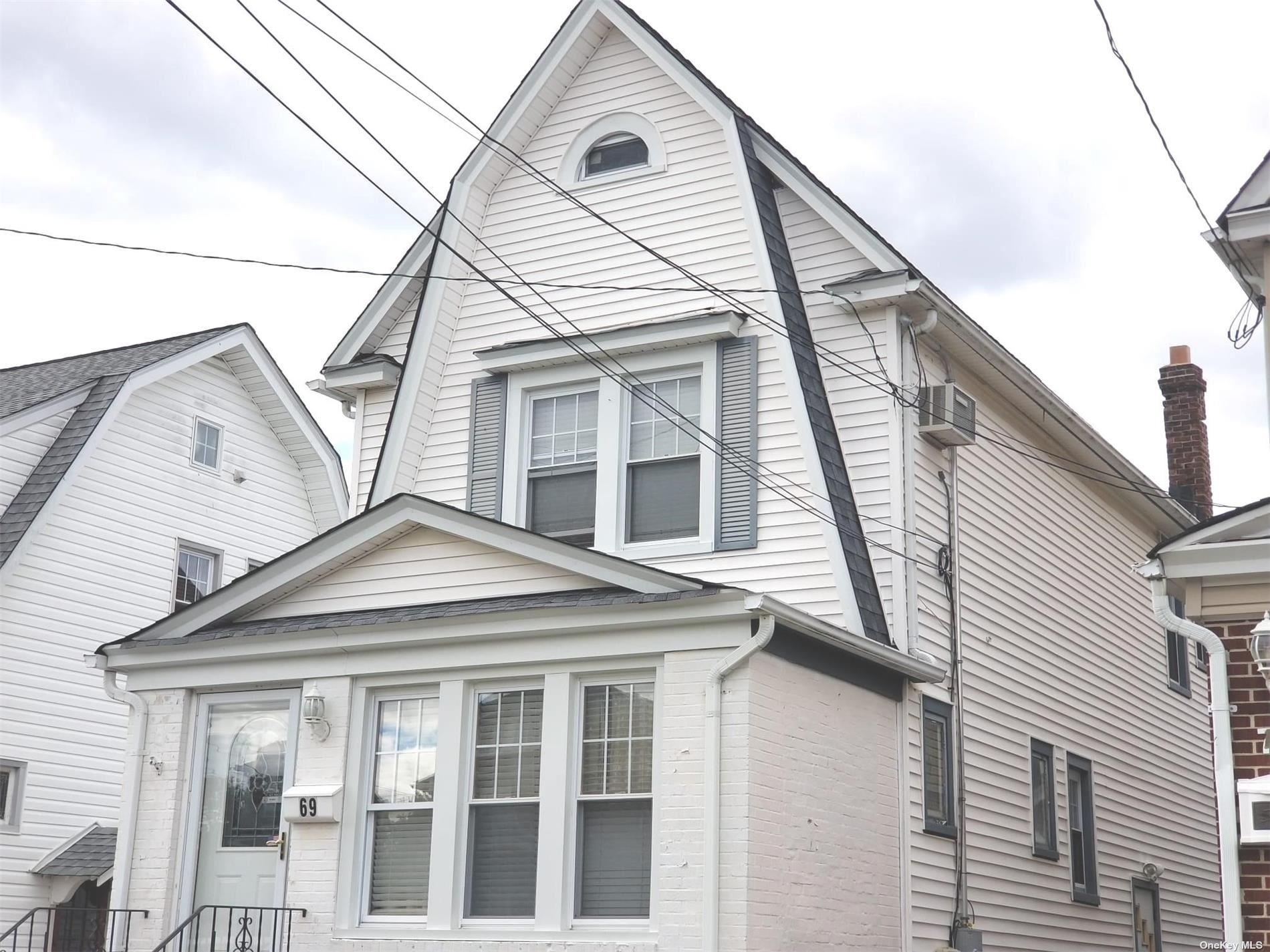 69 Bismark Avenue, Valley Stream, NY 11581 - MLS#: 3353501