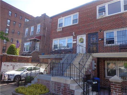 Photo of 2425 Barnes Avenue, BRONX, NY 10467 (MLS # H6040502)