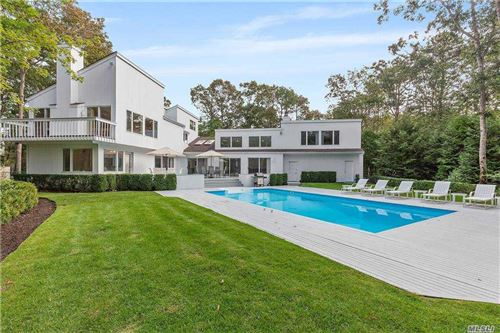 Photo of 3 Woodedge Trail, Quogue, NY 11959 (MLS # 3254503)
