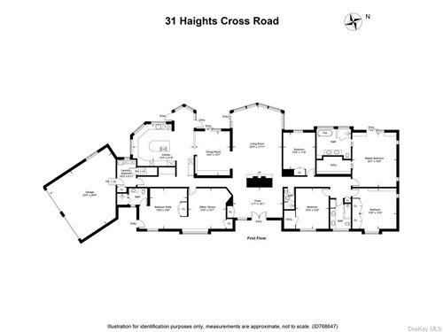 Tiny photo for 31 Haights Cross Road, Chappaqua, NY 10514 (MLS # H6115508)