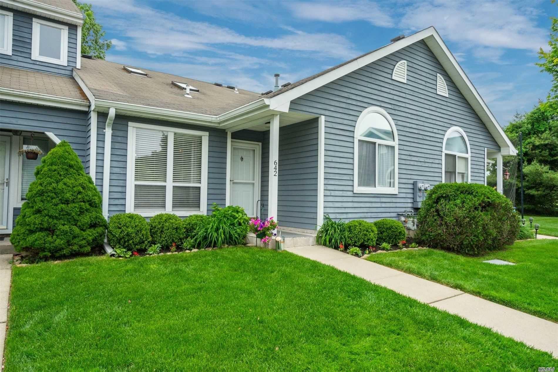 642 Birchwood Park Drive, Middle Island, NY 11953 - MLS#: 3222509