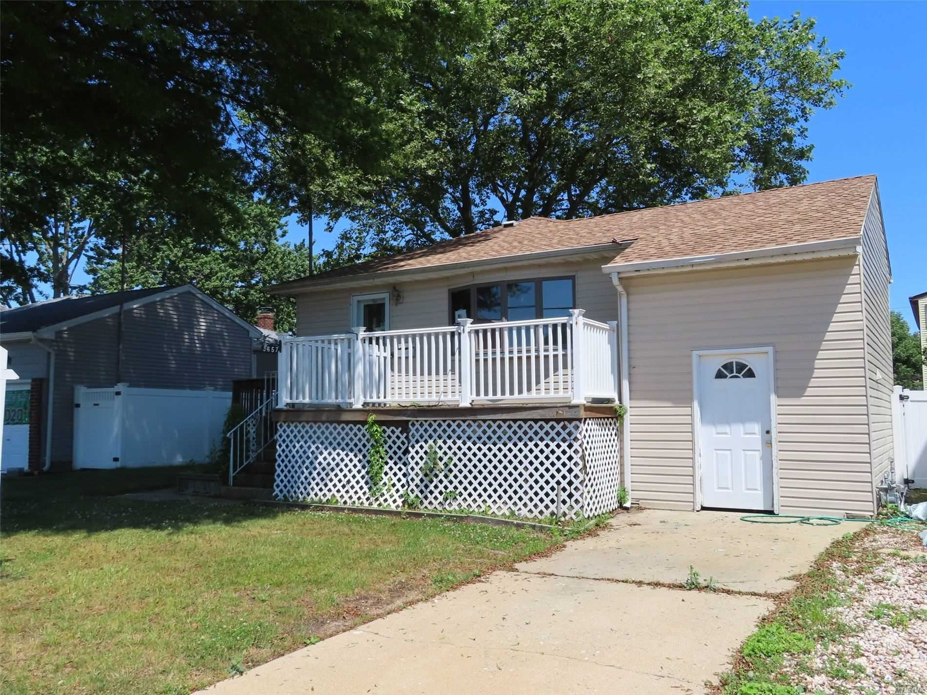 3657 Bayview Street, Seaford, NY 11783 - MLS#: 3229514