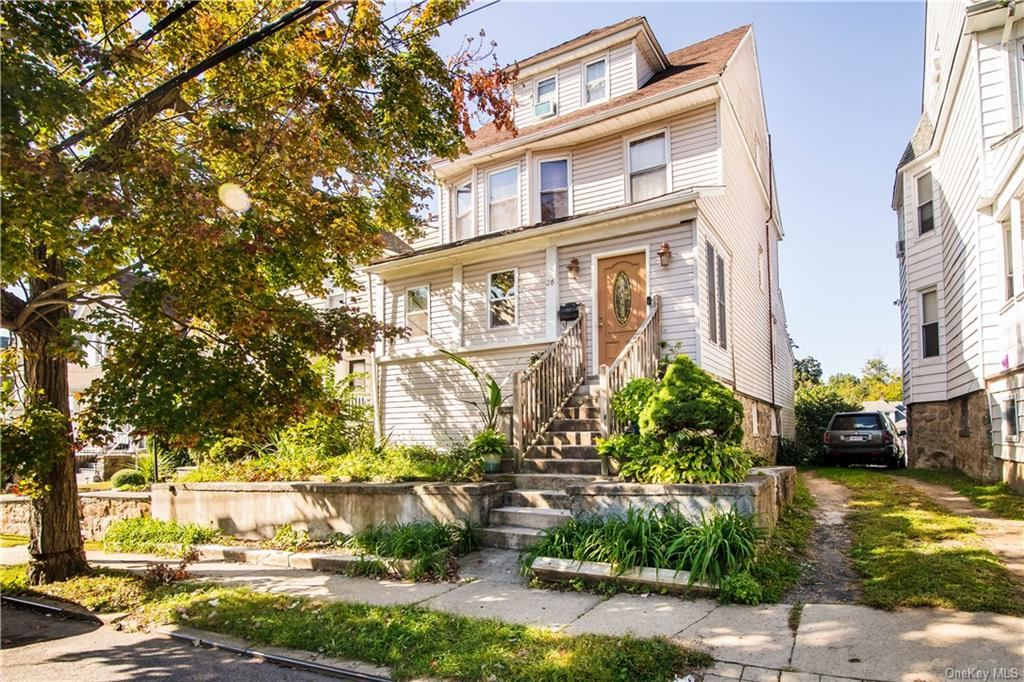 26 Mount Joy Place, New Rochelle, NY 10801 - #: H6145514