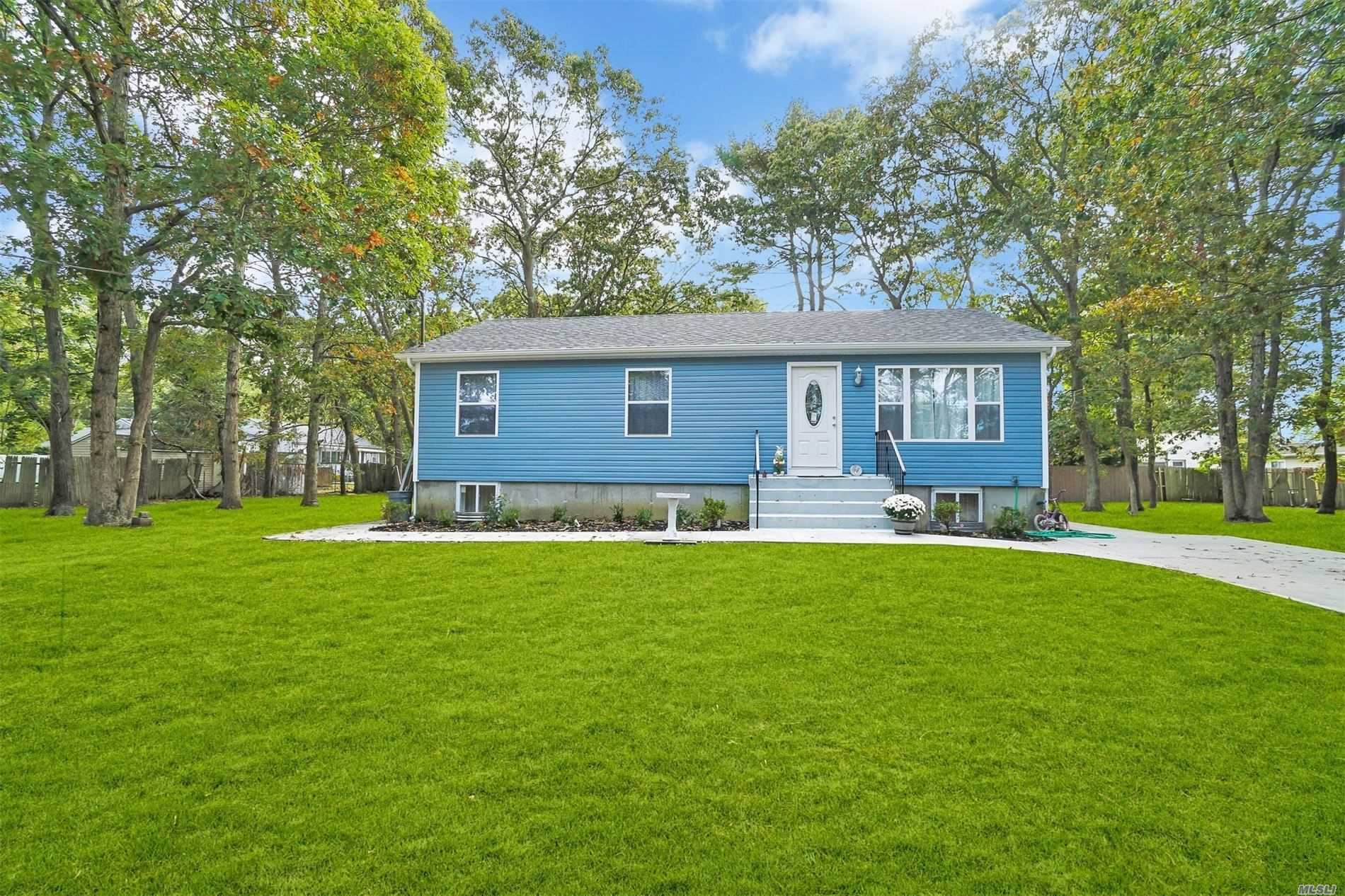 14 Franklin Court, Mastic, NY 11950 - MLS#: 3174517