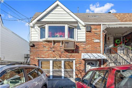 Photo of 2043 Homer Avenue, BRONX, NY 10473 (MLS # H6091523)
