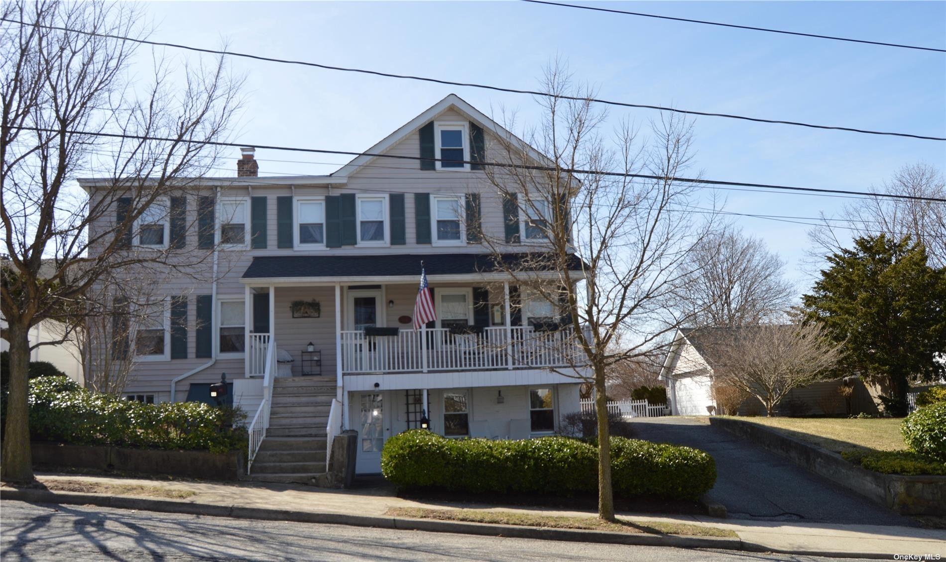 Photo of 66 Summit Street, Oyster Bay, NY 11771 (MLS # 3297523)