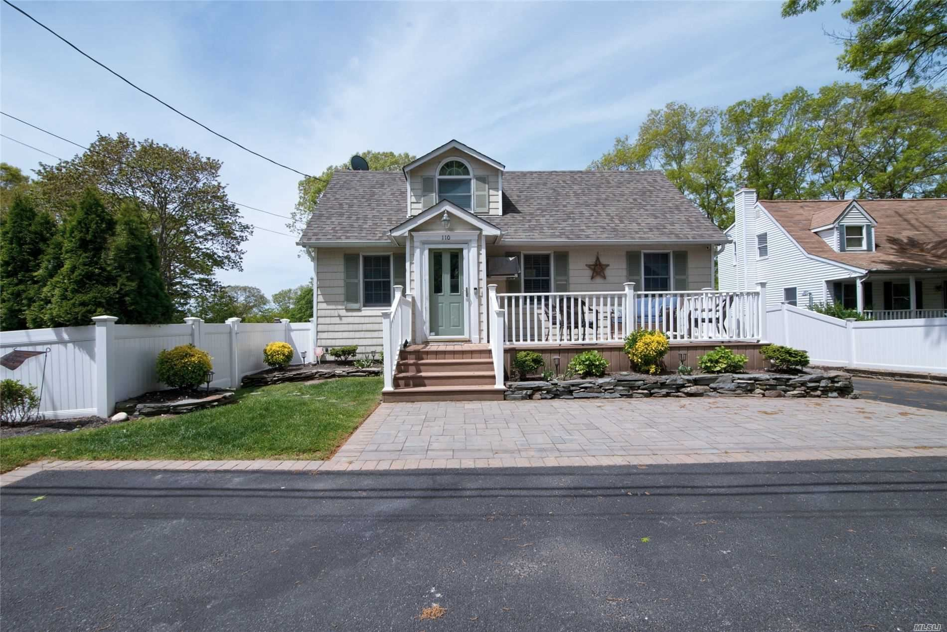 110 Curtis Dr, Sound Beach, NY 11789 - MLS#: 3216526