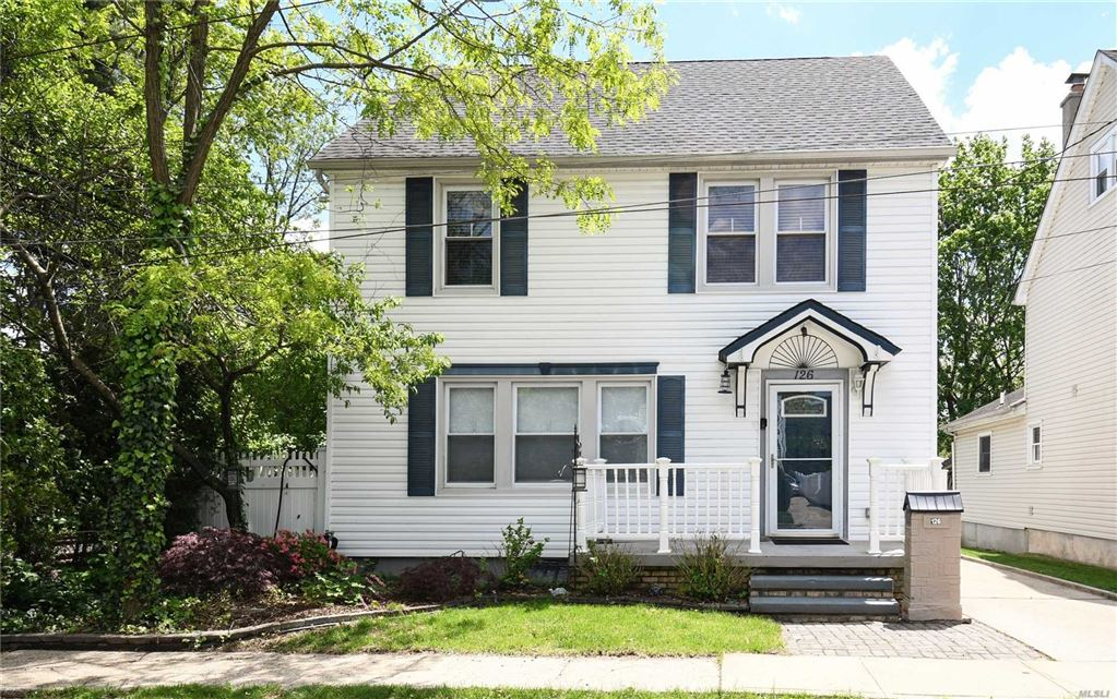 126 Harvard Street, Williston Park, NY 11596 - MLS#: 3131532