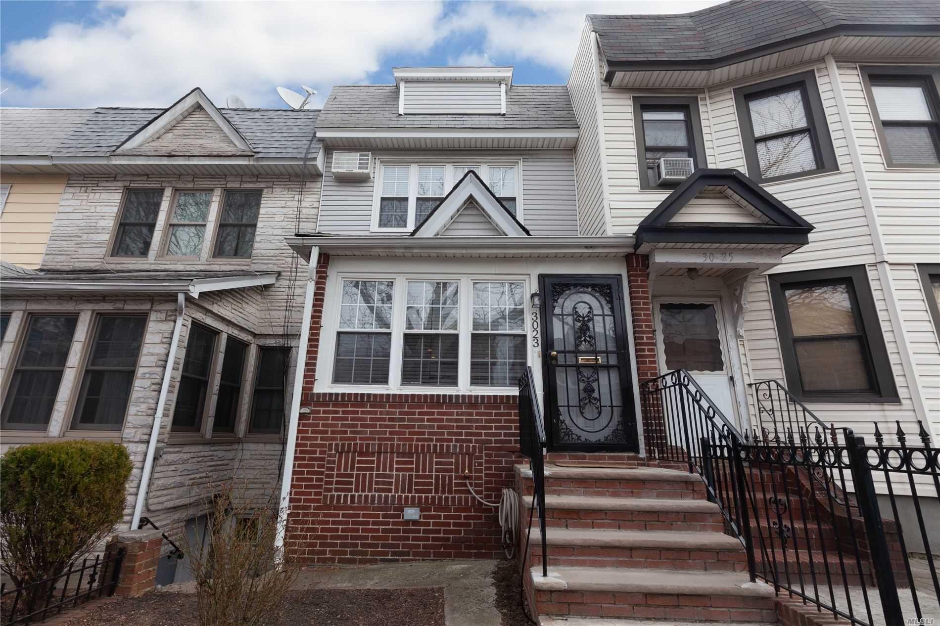 30-23 92nd Street, E. Elmhurst, NY 11369 - MLS#: 3202536