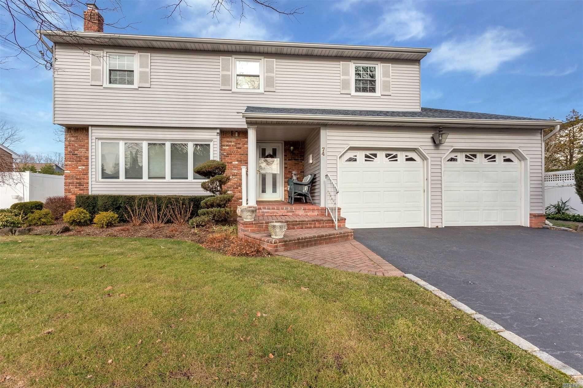 74 Cherry Drive W, Plainview, NY 11803 - MLS#: 3190538
