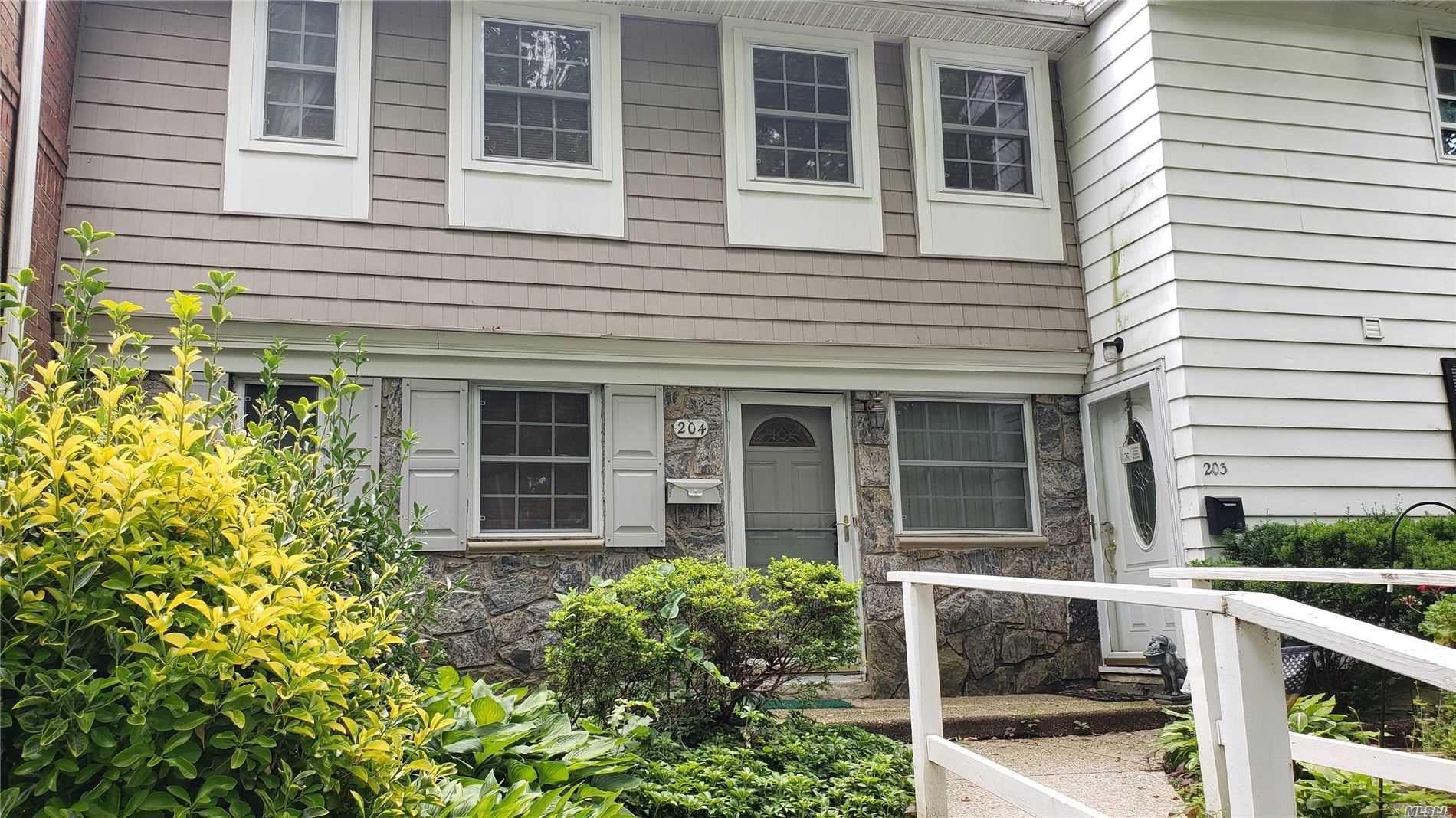 204 Towne House Vill Vlg, Hauppauge, NY 11749 - MLS#: 3229538