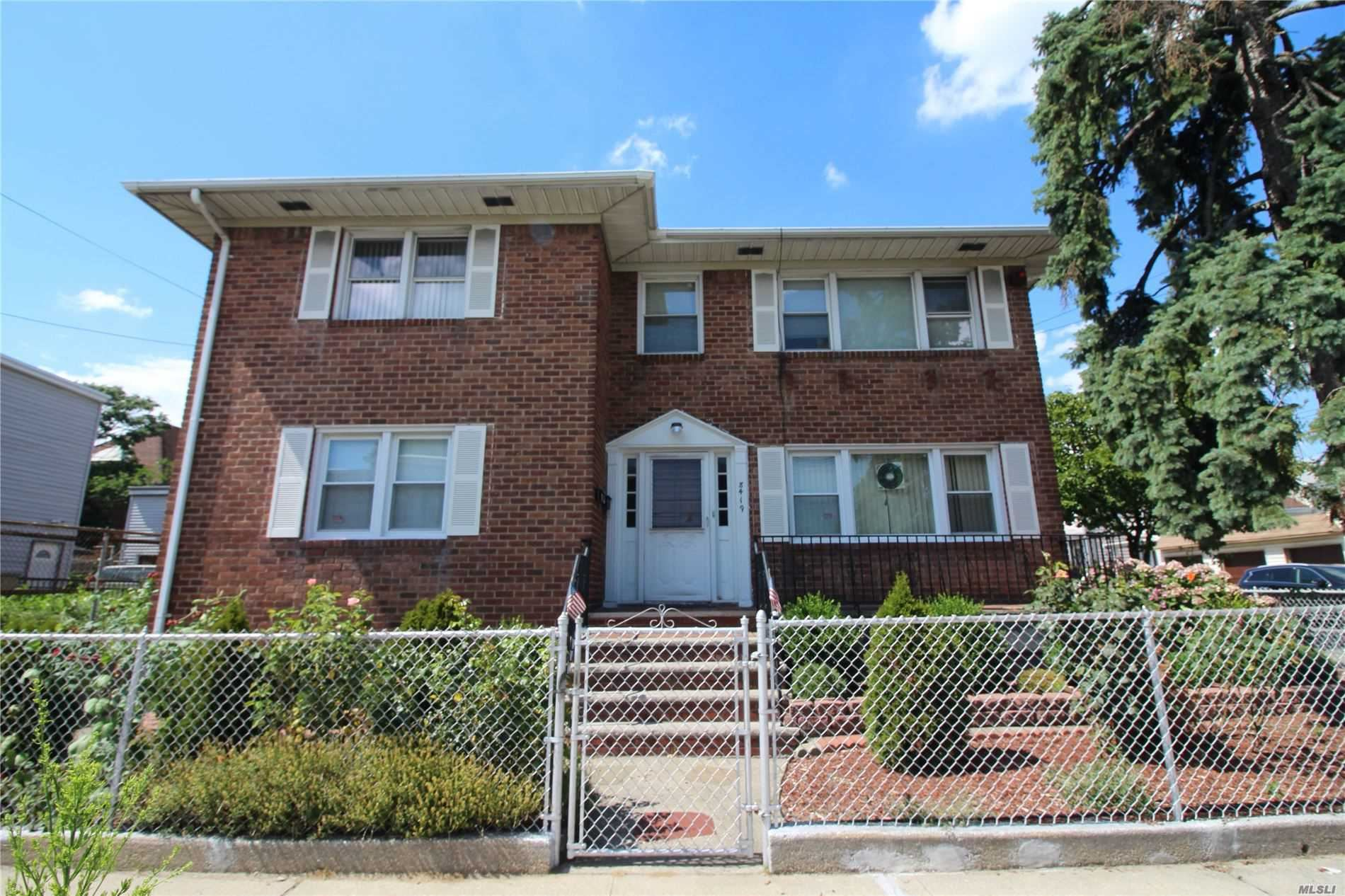 84-19 95th Avenue, Ozone Park, NY 11416 - MLS#: 3237549