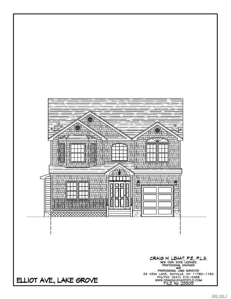 15 Elliot Lot #1 Avenue, Lake Grove, NY 11755 - MLS#: 3270549