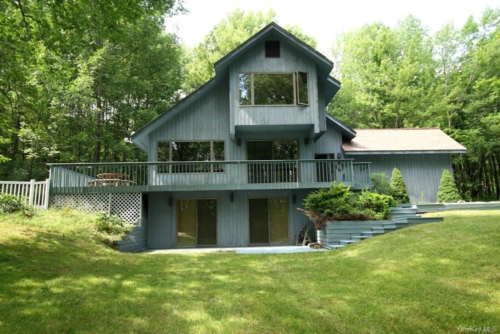 Photo for 163 Old Danzer Road, Livingston Manor, NY 12758 (MLS # H6050550)