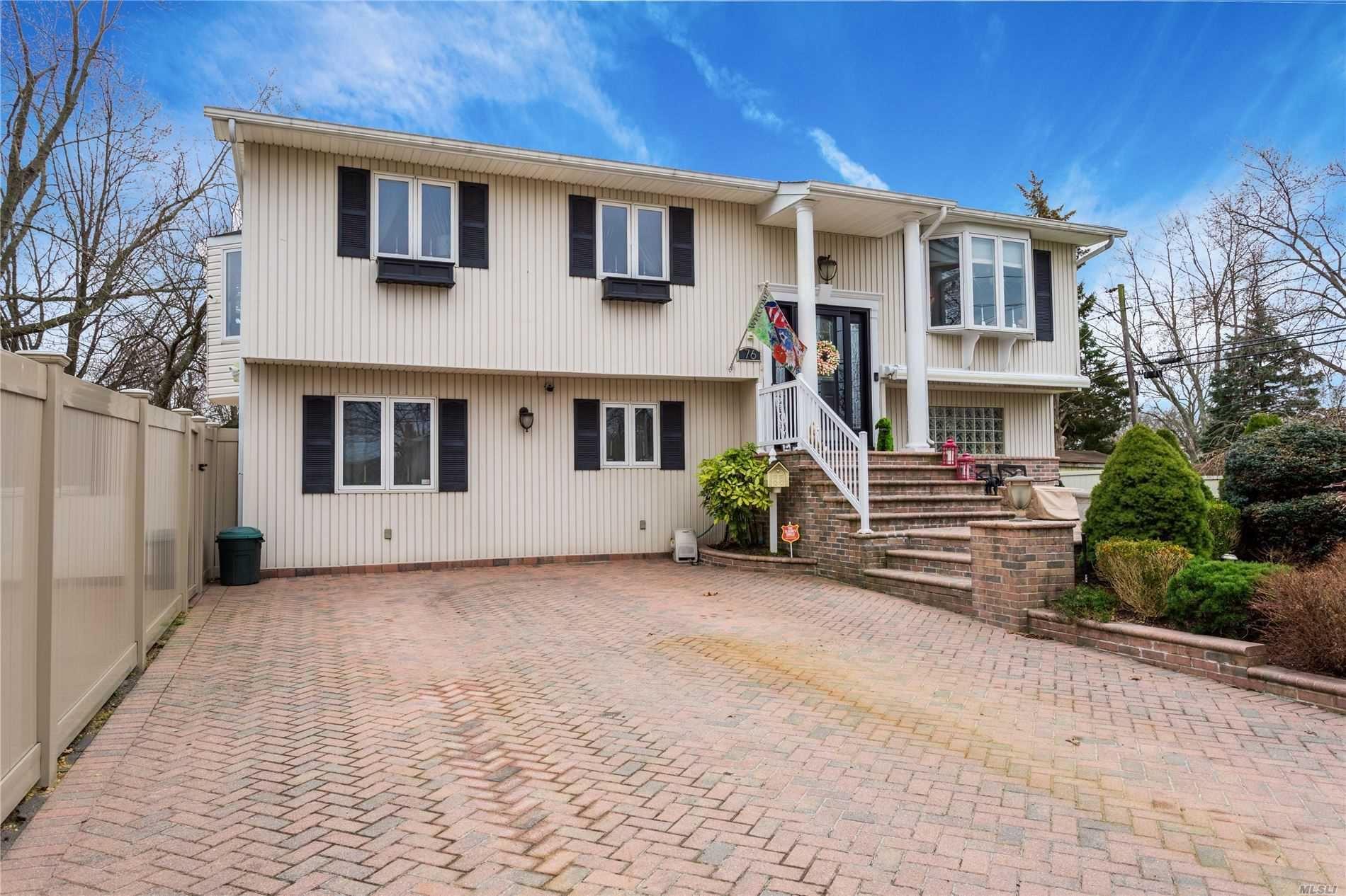 76 Ithaca Street, Bay Shore, NY 11706 - MLS#: 3210552