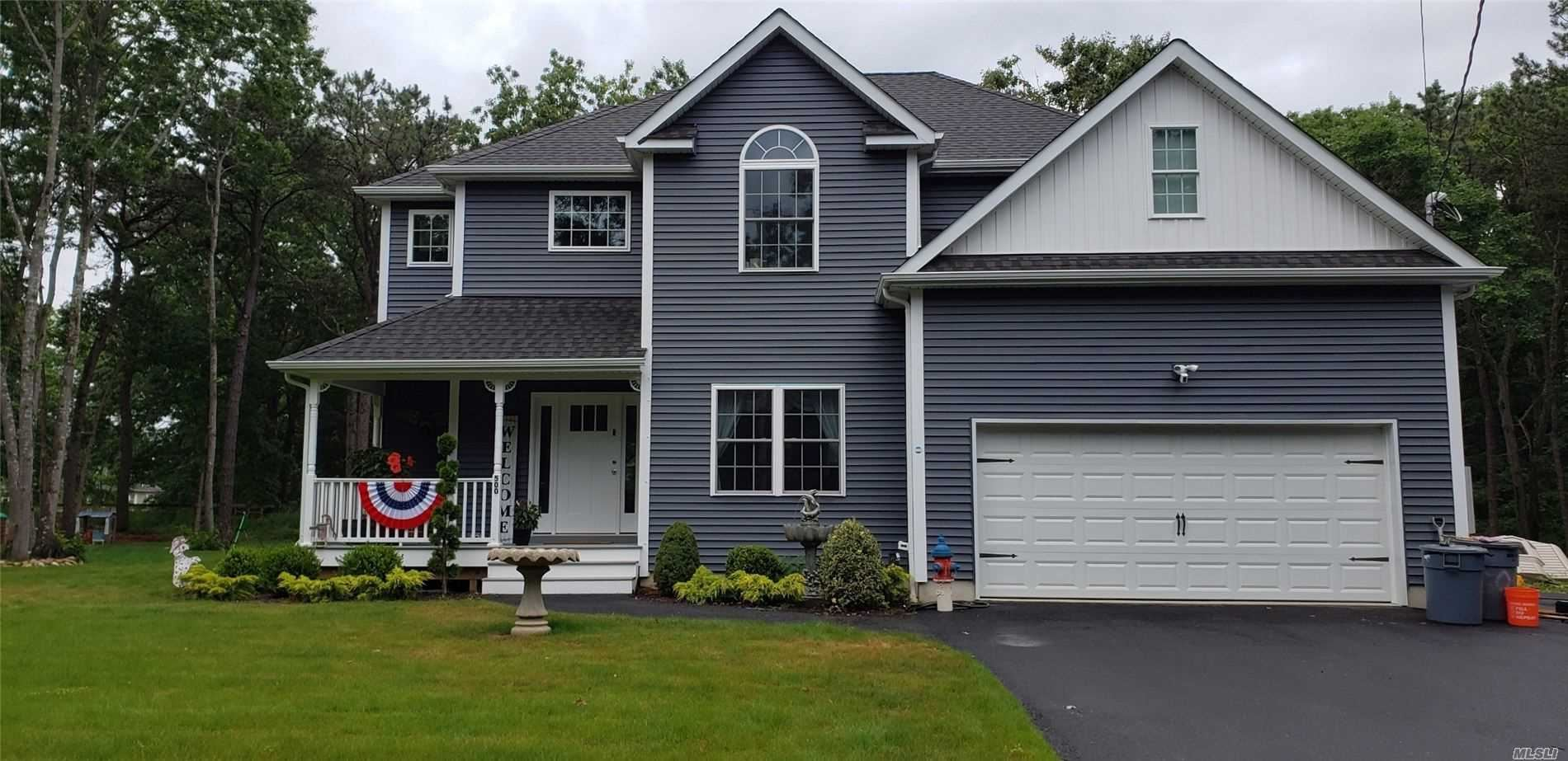 500 Weeks Ave, Manorville, NY 11949 - MLS#: 3229553