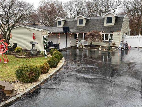 Photo of 57 College Hills Dr, Farmingville, NY 11738 (MLS # 3280554)