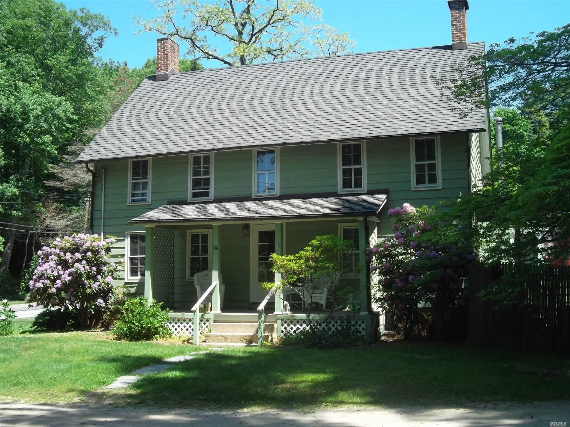 14 Goose Hill Road, Cold Spring Harbor, NY 11724 - MLS#: 3194558