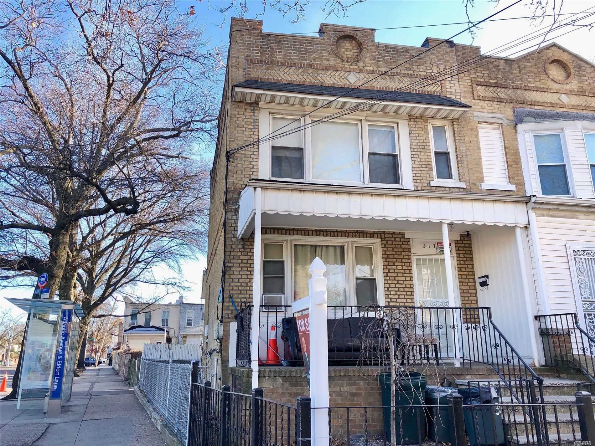 317 Eldert Lane, Woodhaven, NY 11421 - MLS#: 3229562