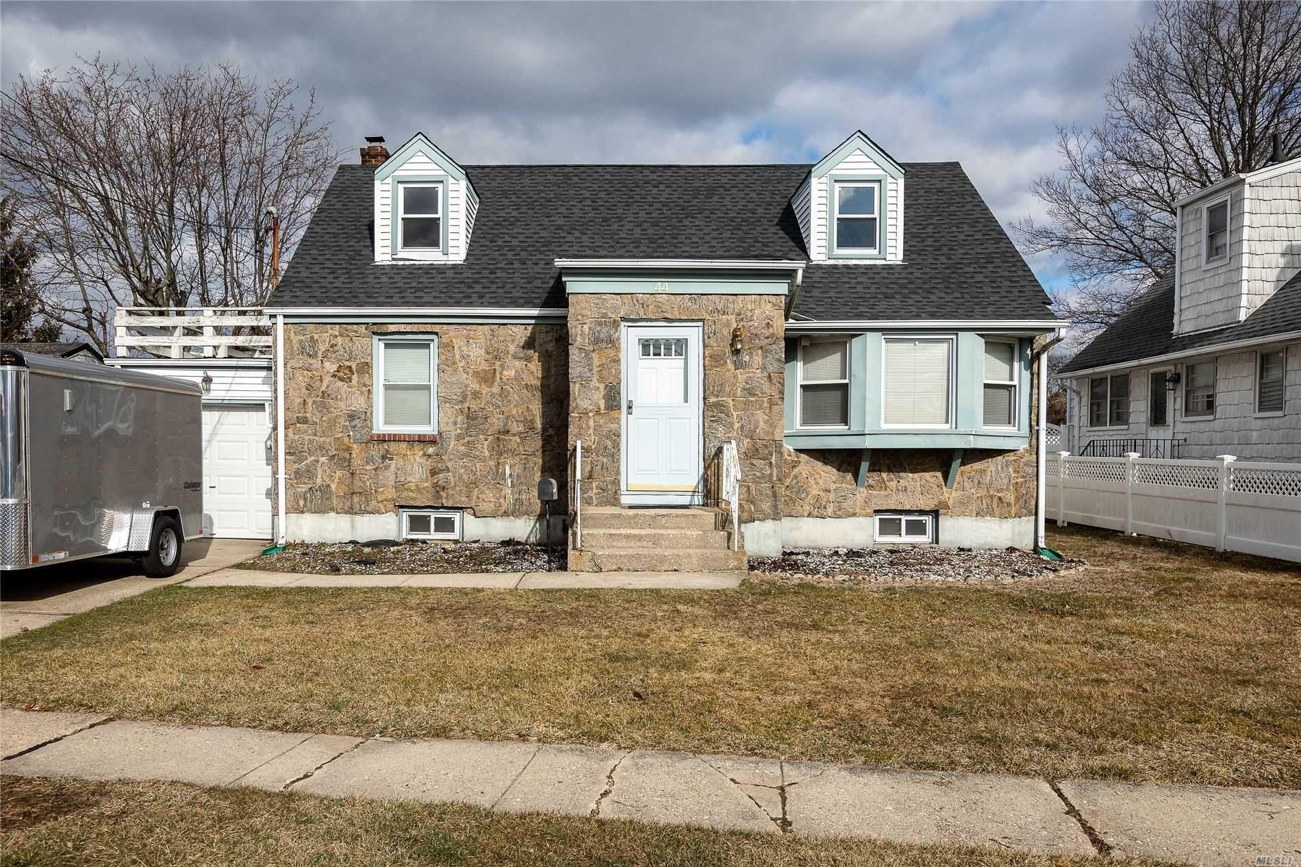 44 Roosevelt Drive, Bethpage, NY 11714 - MLS#: 3203566
