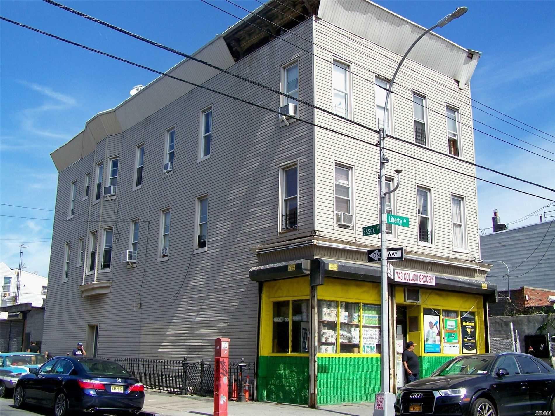 743 Liberty Avenue, Brooklyn, NY 11208 - MLS#: 3180567